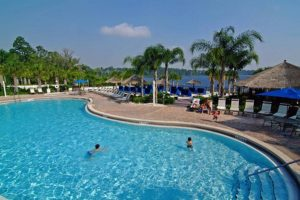 Disney World Kid Friendly Resort - Main pool