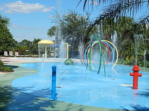 Disney World Kid Friendly Resort - Kids Water area